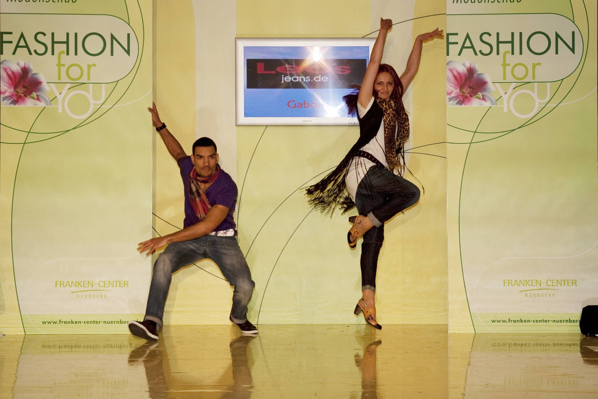 movement fashionshows